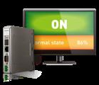 Сенсорные панели оператора серии cMT, mTV