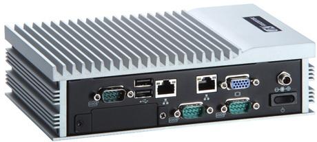 eBOX620-801 Промышленный компьютер