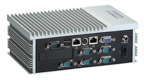 eBOX622-831 Промышленный компьютер