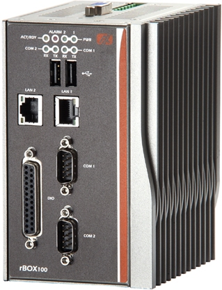 rBox100 Промышленный компьютер
