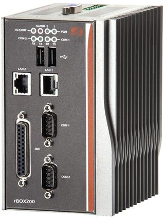 rBox200 Промышленный компьютер