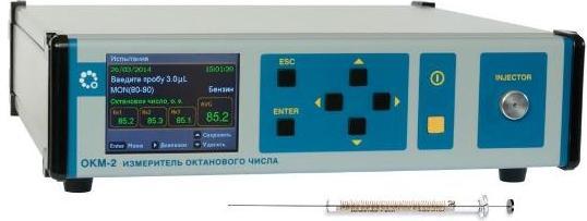 Октанометр ОКМ-2