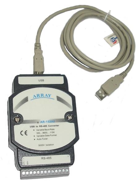 AR-1520U / AR-1521U Преобразователь конвертер интерфейса