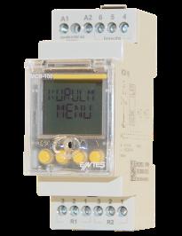 многофункциональные цифровые реле времени MCB-100/…./200, ERTC -100/101