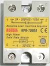 Однофазные твердотельные реле с защитой от перегрева серии HPR производства Fotek