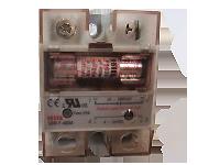 Однофазные твердотельные реле с предохранителем серии SSR-F производства Fotek