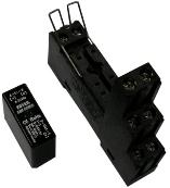 Однофазные миниатюрные твердотельные реле серии SSR-R производства Fotek
